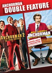 Anchorman Double Feature (2-DVD)