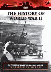 WWII - War File: History of World War II, Volumes