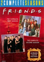 Friends - Complete 1st & 2nd Seasons (8-DVD)