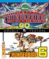 Thunderbirds Are GO / Thunderbird 6 (Blu-ray)