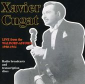 Live from the Waldorf-Astoria 1950-1954 (2-CD)