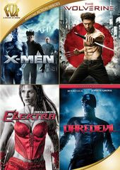 X-Men / The Wolverine / Elektra (Director's Cut],