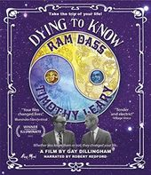 Dying to Know: Ram Dass & Timothy Leary (Blu-ray)