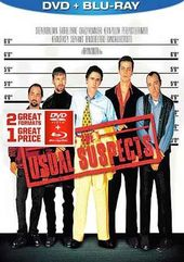 The Usual Suspects (Blu-ray + DVD)