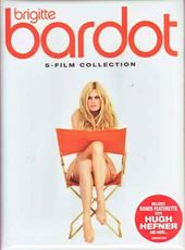 Brigitte Bardot - 5 Film Collection (Naughty Girl