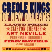 Volume 1: Creole Kings of New Orleans