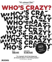 Who's Crazy? (Blu-ray)
