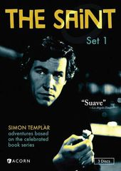 The Saint - Set 1 (The Brazilian Connection / The