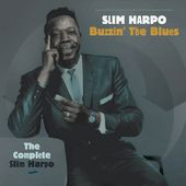 Buzzin' the Blues: The Complete Slim Harpo [Box