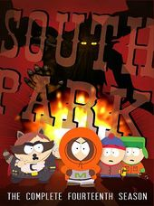 South Park - Complete Season 14 (3-DVD)