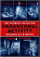 Paranormal Activity Ultimate Collection (5-DVD)