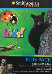 Smithsonian Networks Kids Pack