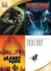 Alien / Predator / Planet of the Apes / The Fly