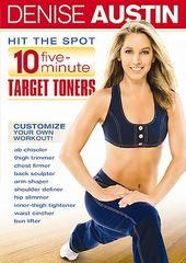 Denise Austin - Hit the Spot - 10-Five Minute