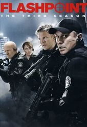 Flashpoint - Season 3 (4-DVD)