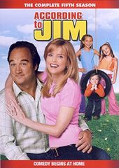 According to Jim - Complete 5th Season (4-DVD)