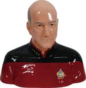 Star Trek NG - Captain Picard - Cookie Jar