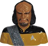 Star Trek - Worf - Cookie Jar
