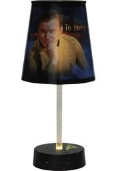 Star Trek - Captain Kirk - Tube Lamp