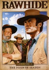 Rawhide - Season 4 - Volume 1 (4-DVD)