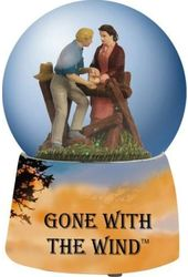 Gone With The Wind - Musical Waterglobe