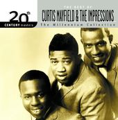 The Best of Curtis Mayfield & The Impressions -