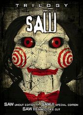Saw Trilogy (3-DVD)