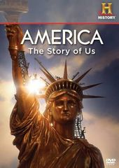 History Channel: America - The Story of Us (3-DVD)