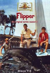 Flipper - Complete 2nd Season (8-Disc)
