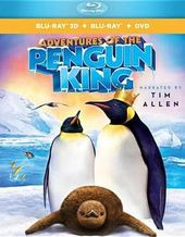 Adventures of the Penguin King 3D (Blu-ray + DVD)