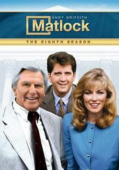 Matlock - Season 8 (6-DVD)