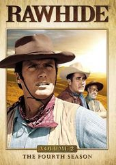 Rawhide - Season 4 - Volume 2 (4-DVD)