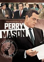 Perry Mason - Season 6 - Volume 2 (4-DVD)