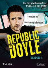 Republic of Doyle - Season 1 (3-DVD)