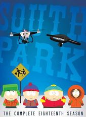 South Park - Complete 18th Season (2-DVD)