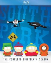 South Park - Complete 18th Season (Blu-ray)