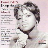 Dave Godin's Deep Soul Treasures, Volume 3