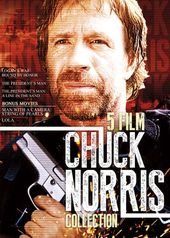 Chuck Norris Collection: Logan's War: Bound By