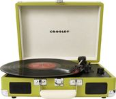 Crosley CR8005A-GR Cruiser Turntable (Green)