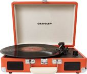 Crosley CR8005A-OR Cruiser Turntable (Orange)