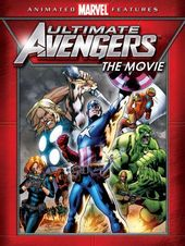 Marvel Animated Features - Ultimate Avengers: The