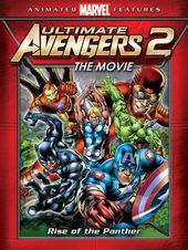Marvel Animated Features - Ultimate Avengers 2: