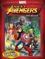 Marvel Animated Features - Next Avengers: Heroes