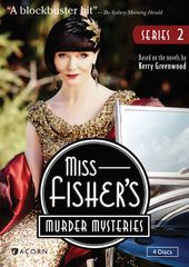 Miss Fisher's Murder Mysteries - Series 2 (4-DVD)