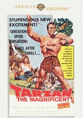 Tarzan the Magnificent (Widescreen)