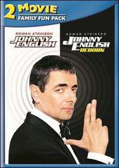 Johnny English 2-Movie Family Fun Pack