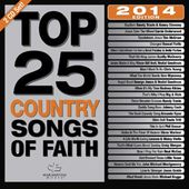 Top 25 Country Songs of Faith (2-CD)
