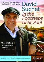 David Suchet in the Footsteps of St. Paul