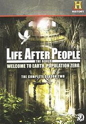 Life After People: The Series - Season 2 (3-DVD)