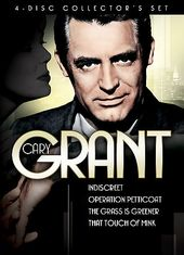 The Cary Grant Collection (4-DVD)